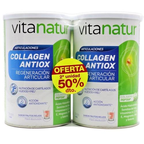Vitanatur colageno 360g 2ªunidad 50%dto