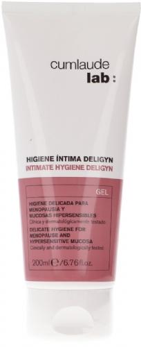 Cumlaude lab: higiene intima deligyn 200 ml