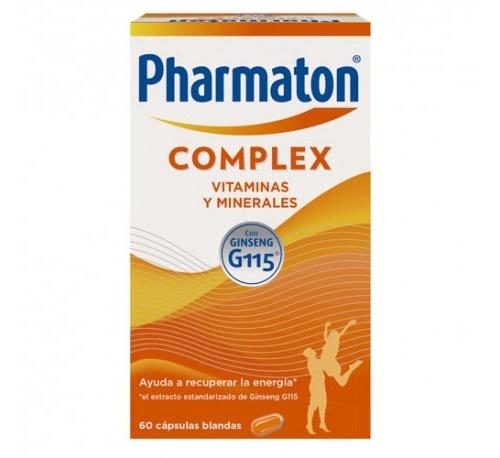 Pharmaton complex (60 comprimidos)