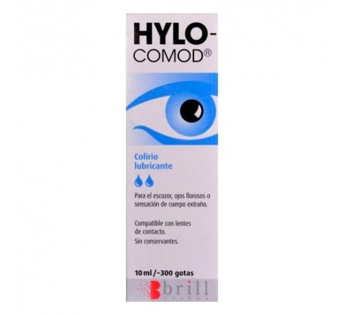 Hylo comod (1 envase 10 ml)
