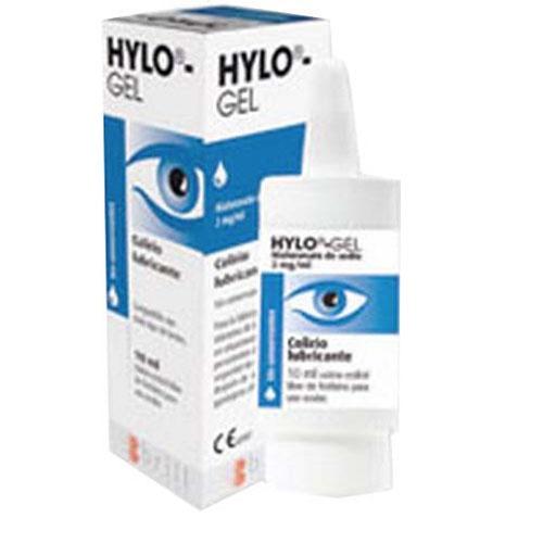 Hylo gel (1 envase 10 ml)