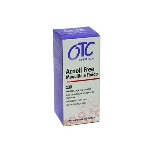 Acnoil free otc maquillaje caolin 35 ml