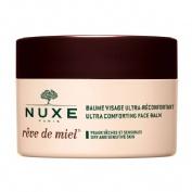 Nuxe reve de miel balsamo facial ultra-reconfortante 50 ml