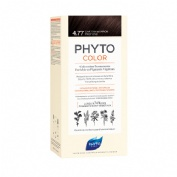 Phytocolor nf nº4.77 castaño marron intenso