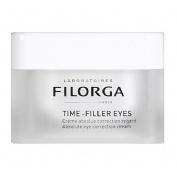 Filorga time-filler eyes contorno ojos absoluto 15 ml