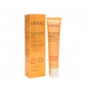 Lierac sunissime spf50+ fluido facial antiedad global 40ml.