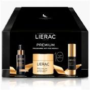Lierac coffret premium crema soyeuse+ regalo contorno ojos premium