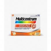 Multicentrum inmuno 14 sobres efervescentes