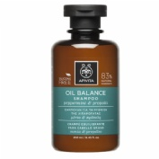 Apivita champu equilibrante cabellograso menta y propoleo 250ml.