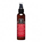 Apivita acondicionador cabello teñido girasoil y miel sin aclarado spray 150ml.