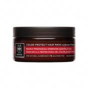 Apivita mascarilla capilar cabello teñido 200 ml