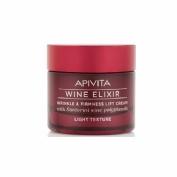 Apivita wine elixir crema textura ligera 50 ml