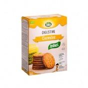 Galletas digestive cereales 330 gr santiveri