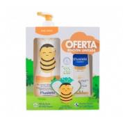 Mustela pack piel seca (gel cold cream + cold cream facial)