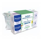 Mustela pack balsamo(duplo)+toallitas