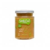 Smileat pera+manzana 230g potito ecologico