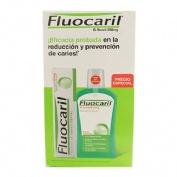 Fluocaril pack pasta 125 ml + colutorio 500 ml