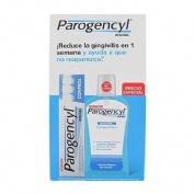 Parogencyl pack pasta 125ml+ colutorio 500ml.