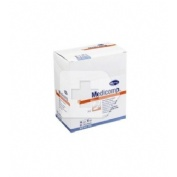 Medicomp compresas de tejido no tejido esteriles (50 unidades 10 cm x 10 cm)