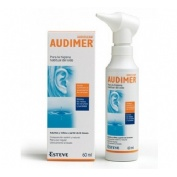 Audimer audiclean solucion - limpieza oidos (1 envase 60 ml)