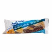 Bimanan (24 barritas 40 g sabor chocolate negro y naranja)