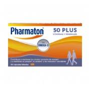 Pharmaton 50 plus (30 capsulas)