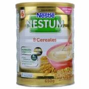Nestle nestum papilla 8 cereales (1 envase 650 g)