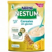 Nestle nestum papilla cereales sin gluten (1 envase 650 g)