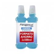 Parogencyl encias control enjuague bucal (2 envases 500 ml)