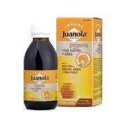 Juanola propolis jarabe con miel tomillo y altea (1 envase 150 ml sabor miel)