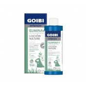 Goibi antipiojos locion nature - elimina sin insecticida (1 envase 200 ml)