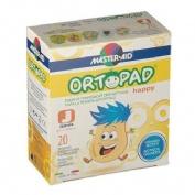 Ortopad happy - parche ocular (junior)