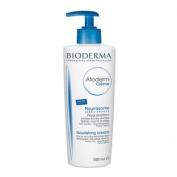 Atoderm crema - bioderma (1 envase 500 ml con dispensador)