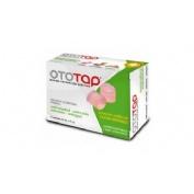 Tapones oidos silicona - ototap (6 unidades)