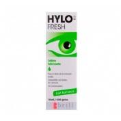 Hylo fresh colirio lubricante (1 envase 10 ml con gotero)