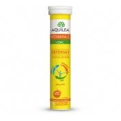 Aquilea vitamina c + zinc (14 comprimidos efervescentes)