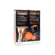 Thiomucase hombre cintura y abdomen quemagrasa (2 stick 75 ml)