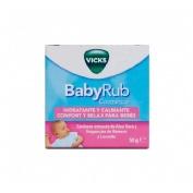 Vicks babyrub (1 envase 50 g)