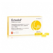 Ectodol (24 pastillas para chupar)