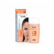 Fotoprotector isdin spf 50 fusion water color (1 envase 50 ml)