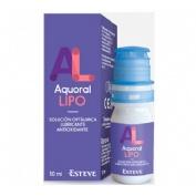 Aquoral lipo - solucion oftalmica lubricante antioxidante esteril (1 frasco 10 ml)