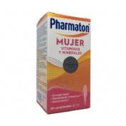 Pharmaton mujer (30 comprimidos)