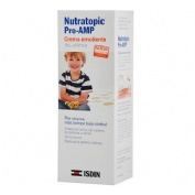 Isdin nutratopic pro-amp crema corporal emoliente (1 envase 200 ml)