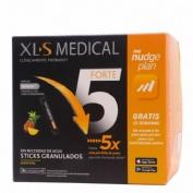 Xls medical forte 5 (90 sticks granulado sabor piña)