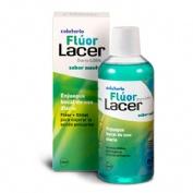 Lacer colutorio fluor diario 0,05 % (1 envase 500 ml sabor menta)