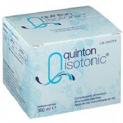 Quinton isotonic (30 ampollas bebibles 10 ml)