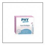 Phy suero fisiologico monodosis 5 ml 30 u