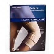 Codera banda epicondilitis - farmalastic innova (contorno 13-16 t- peq beige)