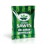 Sawes caramelos bolsa sin azucar (1 bolsa 50 g sabor sabor menta)