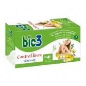 Bie3 slim body infusion (25 filtros 1,5 g)